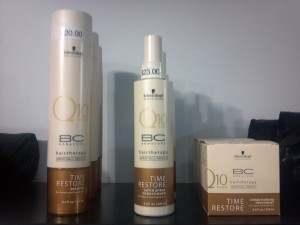 Schwarzkopf Bonacure Hair Therapy Time Restore